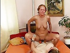 Extremely unsatisfied amateur housewives gets lesb